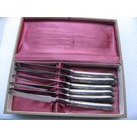 Набор столовых ножей 6 шт. в оригинальной коробке. 2ЗК