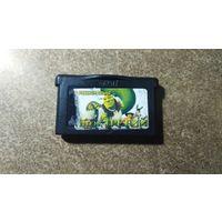 Картридж GameBoy Advance Шрэк Третий на русском