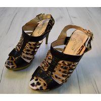 Туфли открытые на размер 39