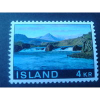Исландия 1970 природа