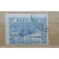 Эстония\438\Estonia 1938 2K - корабль ми187 10Mi