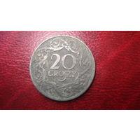 20 грошей 1923 года Польша