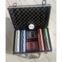 Набор для покера в кейсе Покер