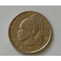 Либерия 10 Центов 1977 (102)