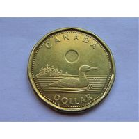 Канада 1 доллар 2013