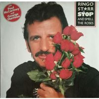 Ringo Starr /Stop And Smell The Roses/1981, LP, EX, Germany
