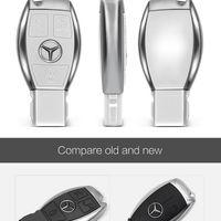 USB флеш-накопитель 16 гб. в виде брелка для машины Mercedes-Benz. распродажа
