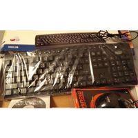 "Клавиатура ""SWEEX"" НОВАЯ!!! + мышь"