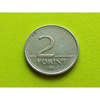 Венгрия. 2 форинта 1997.
