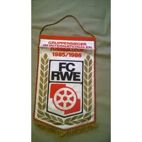 Вымпел FC RWE (Эрфурт Тюрингия)