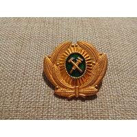 Кокарда МПС СССР 3