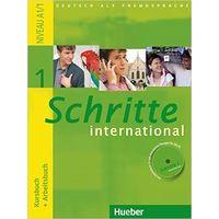 Schritte International 1 - 6 уровни (учебники + рабочие тетради + аудио + книга для учителя) + Активная грамматика