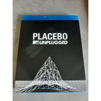 Placebo - MTV Unplugged (фирменный BluRay диск)