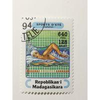 Мадагаскар 1994. Олимпийские игры