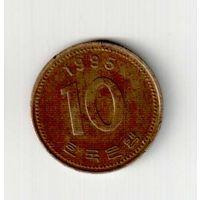 10 вон Южной Кореи