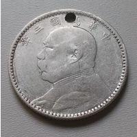 Китай 2 цзяо 1914 г.