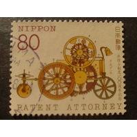 Япония 1999 100 патентной системы, автомобиль 1899 г.