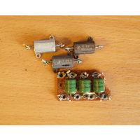 Резисторы С5-47В и С5-17