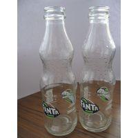 Бутылка от Fanta. 200 мл. Австрия. Цена за 1 шт