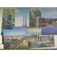 СССР 1984 Витебск Машеров Победа 14 открыток полный комплект