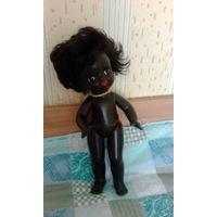 Кукла ссср темнокожая Ленинград