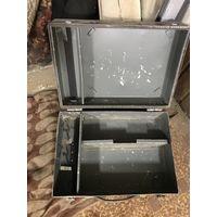 Ящик, чемодан для инструментов Алюминий СССР