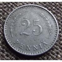 Финляндия. 25 пенни 1921