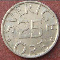 6248:  25 эре 1980 Швеция