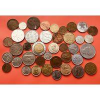 40 монеток без повторов