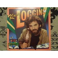 Конверт пластинки Kenny Loggins. In High Adventure