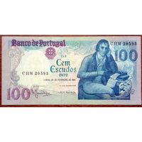 Португалия, 100 эскудо 1981 год, Р178