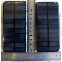 Панель солнечная 2 шт. 155mA-5.5V