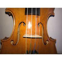 Старинная итальянская скрипка Michele Deconet