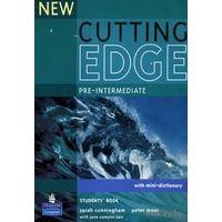 New Cutting Edge (все уровни, с книгами в электронном виде и аудиоматериалами) (на DVD)