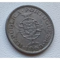 Ангола 2.5 эскудо, 1968  8-11-16