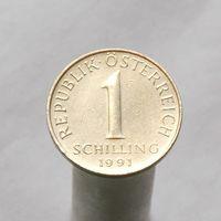 Австрия 1 шиллинг 1991