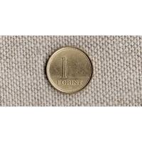 Венгрия 1 форинт 2005 //(JN)