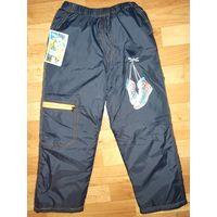 Новые зимние болоневые штаны на 110-116