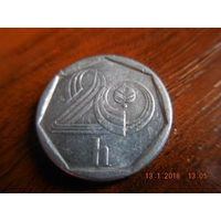 20 гелеров, Чехия, 1994 г.