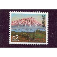 Япония. Гора Ивате
