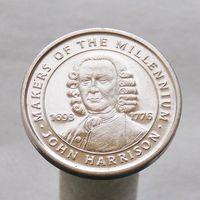 "Жетон миллениум ""Вехи тысячелетия"" Джон Харисон 1693 - 1776"