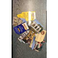 Телефонные карточки Польша.