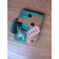 HP Pavilion DV6 кнопка включения DAUT3APB6C0