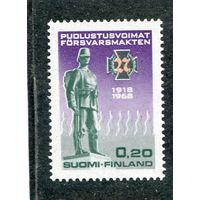 Финляндия. 50 лет финской армии