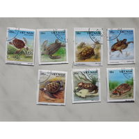Марки Вьетнам Черепахи