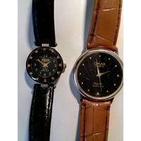 Женские и мужские часы Omax, Япония. С рубля.