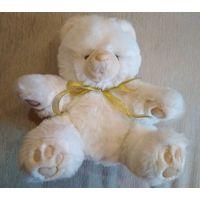 Белый медведь высота 27 см