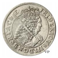 Германия, Пруссия-Бранденбург Орт, 1699 года, серебро