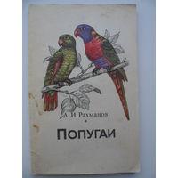 А.И. Рахманов  Попугаи