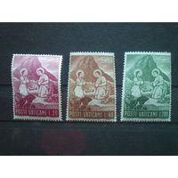 Ватикан 1965 г.Рождество.